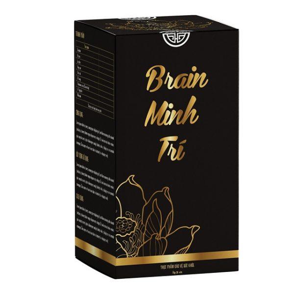 brain minh trí dưỡng tâm an thần