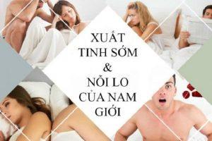 Chữa bệnh xuất tinh sớm tại Hà Nội
