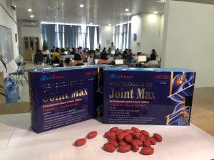 Xương khớp Jointmax hỗ trợ điều trị cải thiện bệnh lý xương khớp